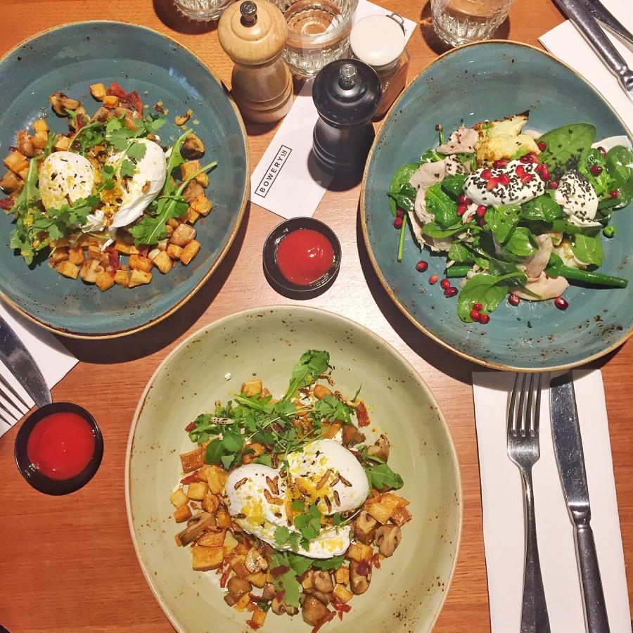 Bowery Lane: A Modern Australian restaurant in the heart of the SydneyCBD